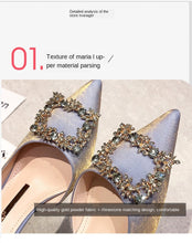 Load image into Gallery viewer, Spring New Women Bridal Shoes Wedding Shoes - LiveTrendsX