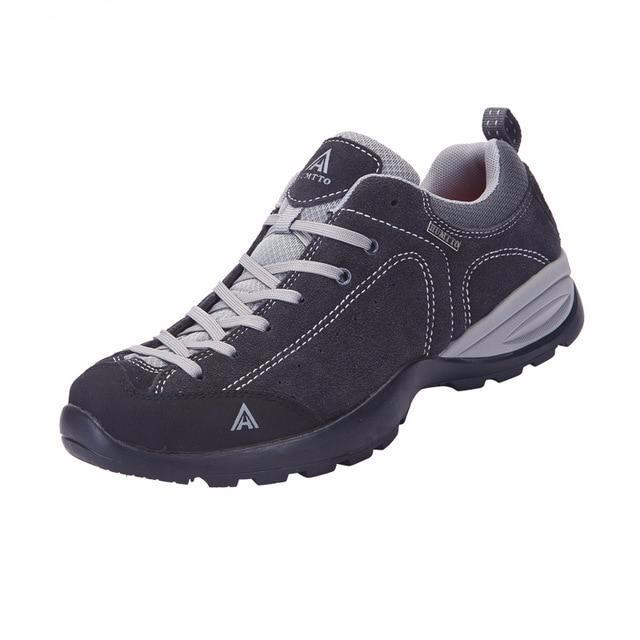 new hiking shoes outdoor woman camping sneakers men hunting winter trekking outventure non-slip climbing sport Rubber Lace-Up - LiveTrendsX