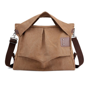 Women Handbags Ladies High Quality Casual Female Tote Messenger Big Bag Shoulder Bag Large Canvas Bolsos - LiveTrendsX