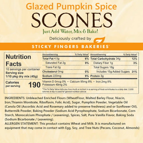 Pumpkin Spice - Glazed