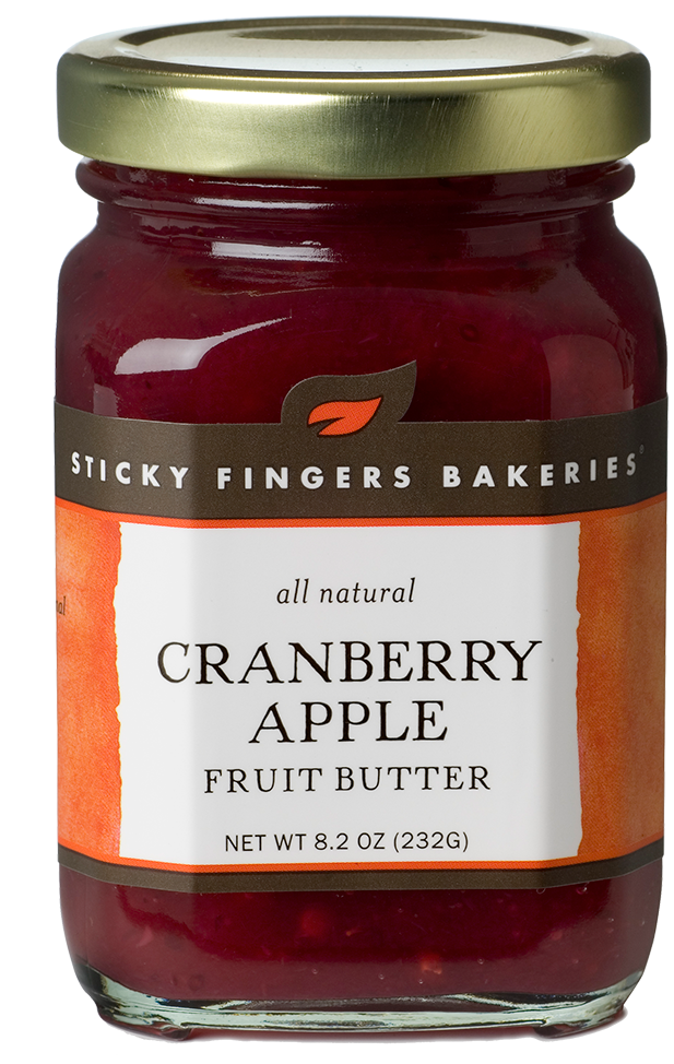 Cranberry Apple Fruit Butter