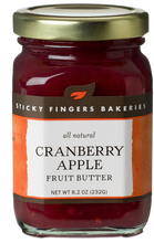 Load image into Gallery viewer, Cranberry Apple Fruit Butter