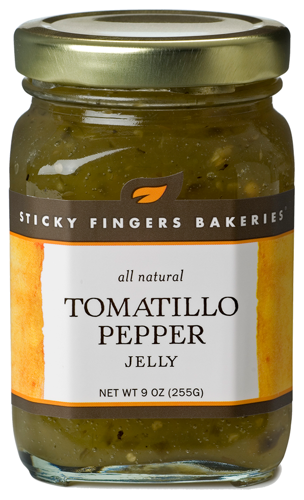 Tomatillo Pepper Jelly