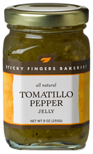 Load image into Gallery viewer, Tomatillo Pepper Jelly