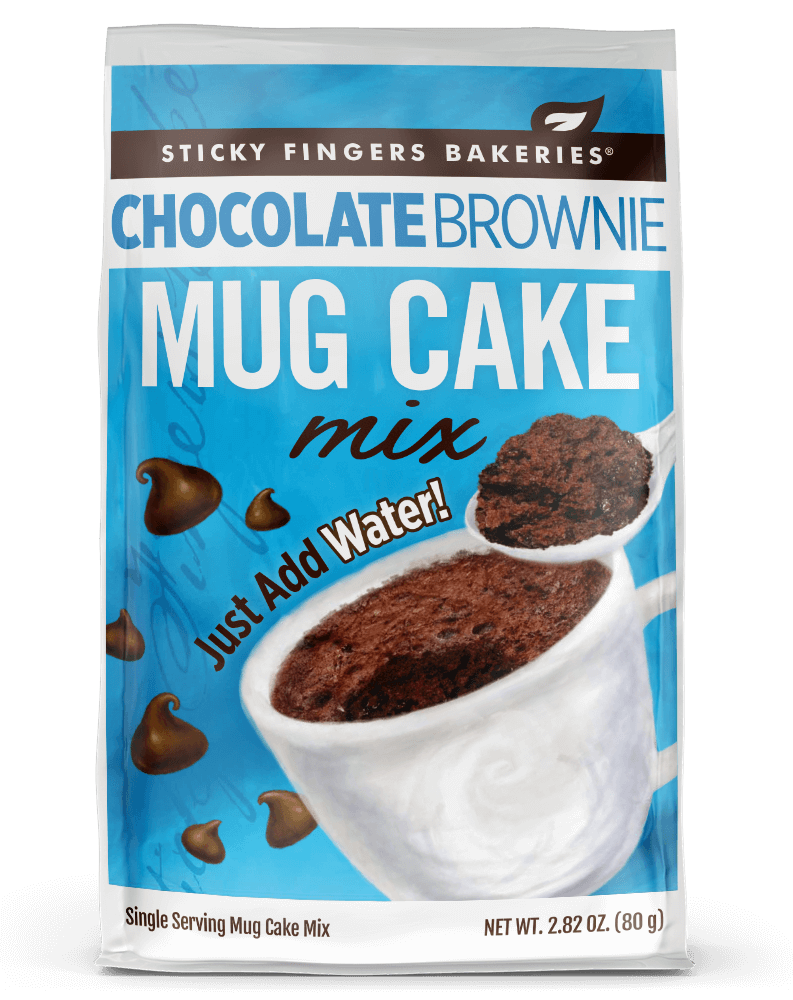 Chocolate Brownie Mug Cake Mix