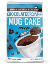 Load image into Gallery viewer, Chocolate Brownie Mug Cake Mix (12-pk)