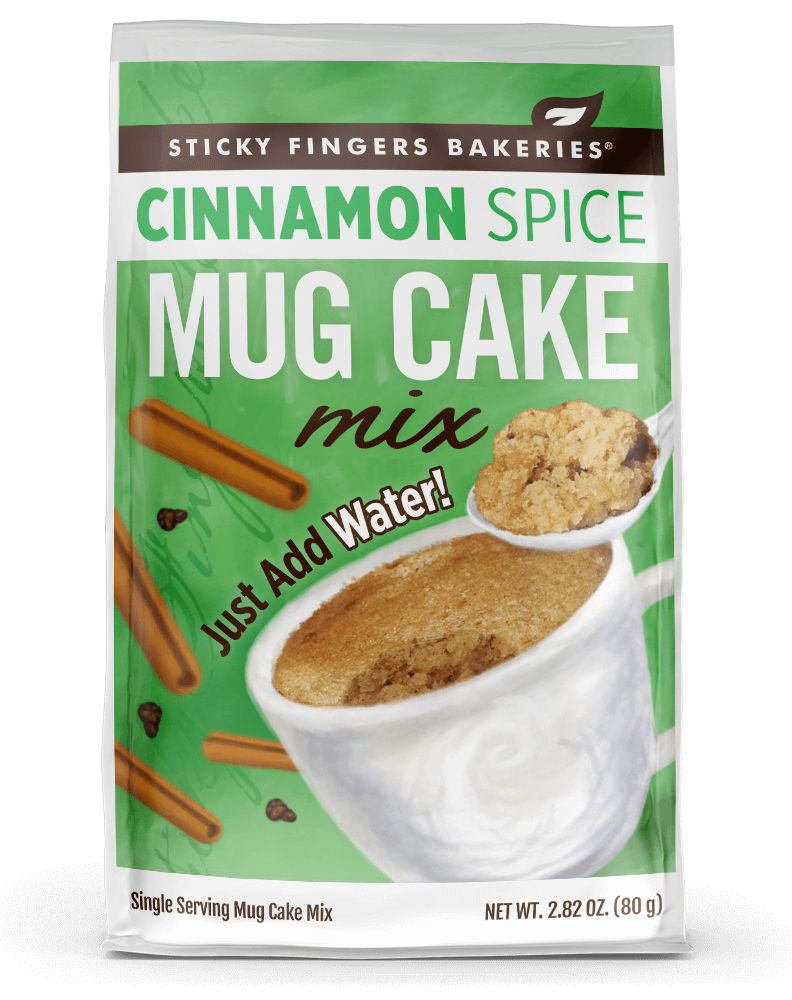 Cinnamon Spice Mug Cake Mix  - Limited Stock