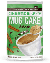 Load image into Gallery viewer, Cinnamon Spice Mug Cake Mix