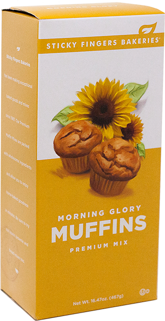 Morning Glory Muffin Mix