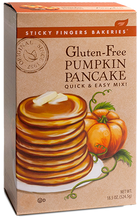 Load image into Gallery viewer, Gluten Free Pumpkin Pancake Mix - No more production for the season 10/23/20