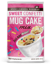 Load image into Gallery viewer, Sweet Confetti Mug Cake Mix