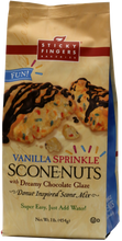 Load image into Gallery viewer, Vanilla Sprinkle Scone-Nuts