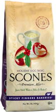 Load image into Gallery viewer, Holiday Eggnog Scone Mix