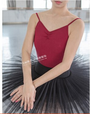 Reveling Back diamond Ballet Leotard