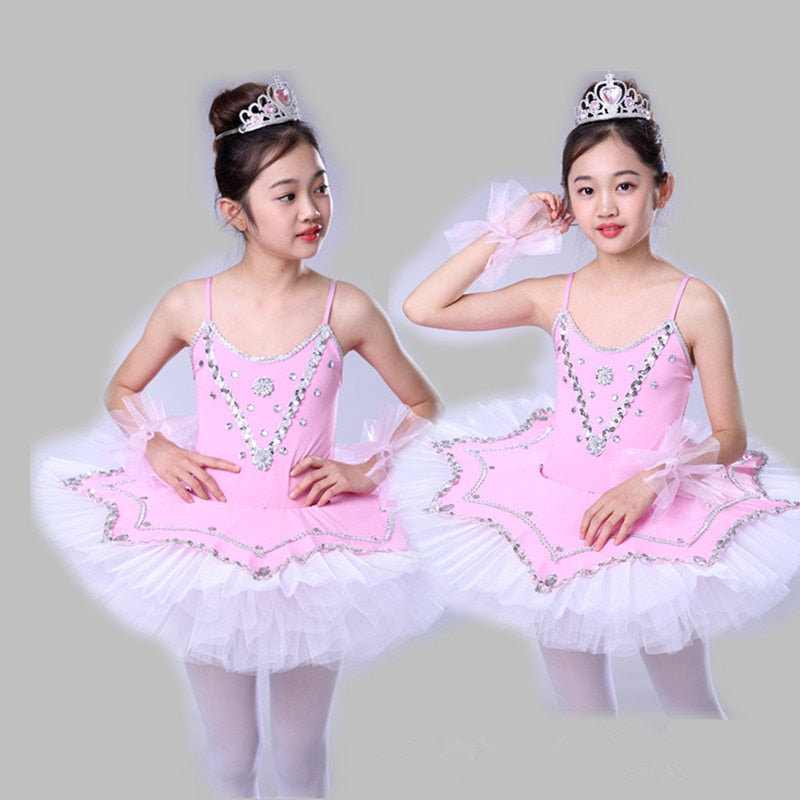 Star shaped tutu for children