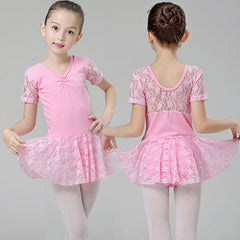 Little Fairy with skirt Leotard
