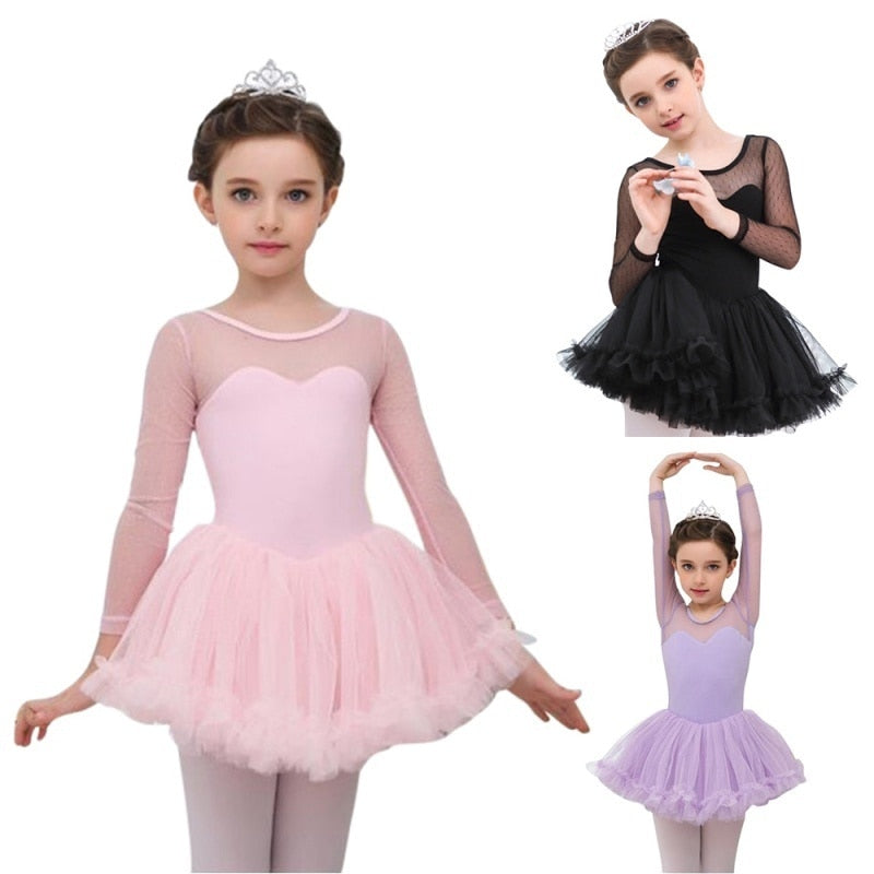 Princess Ballet Leotard