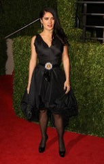 Salma Hayek is now a bunion suspect