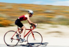 New device may provide comfort during bike rides