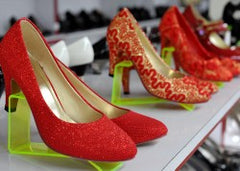 Shopping smart for high heels may prevent bunions