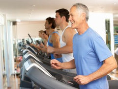 Aging runners should engage in specific training