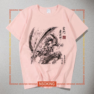 New Demon Slayer Kimetsu no Yaiba Tanjiro Kamado Tanjirou  T-shirt cosplay Kamado Nezuko  T shirt Fashion Men Women Tees