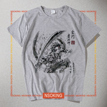 Load image into Gallery viewer, New Demon Slayer Kimetsu no Yaiba Tanjiro Kamado Tanjirou  T-shirt cosplay Kamado Nezuko  T shirt Fashion Men Women Tees