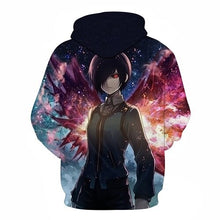 Load image into Gallery viewer, Tokyo Ghoul Hooded Sweatshirt Anime Cool 3D Print New Hoodie