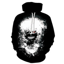 Load image into Gallery viewer, Anime Tokyo Ghoul Cosplay Costume Unisex Hoodie Sweatshirt