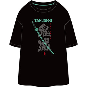 Anime JK Demon Slayer Kimetsu no Yaiba Manga Novel Cosplay T-Shirt