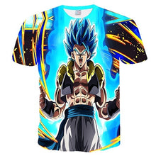 Load image into Gallery viewer, Anime Dragon Ball Z 3D Printed T-shirt