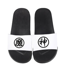 Load image into Gallery viewer, Soft Rubber Slippers Dragon Ball Print Anime Style Women Summer Flip Flops Light Weight Beach Water Sandals for Female H9084