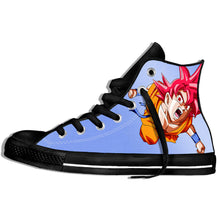 Load image into Gallery viewer, Hot Fashion Dragon Ball Z Goku Sneakers Summer Saiyan Vegeta Harajuku Lightweight Shoes