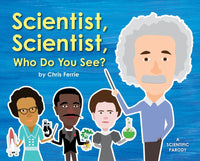 Scientist, Scientist, Who Do You See? - The STEMcell Science Shop