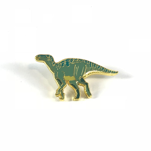 Iguanodon Enamel Pin - The STEMcell Science Shop