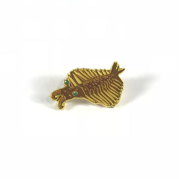 Anomalocaris Enamel Pin - The STEMcell Science Shop