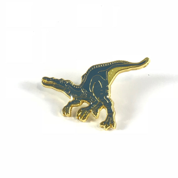Baryonyx Enamel Pin - THE STEMCELL SCIENCE SHOP