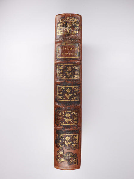 "Isaac Newton's ""Principia"", French Translation (1755) - THE STEMCELL SCIENCE SHOP"
