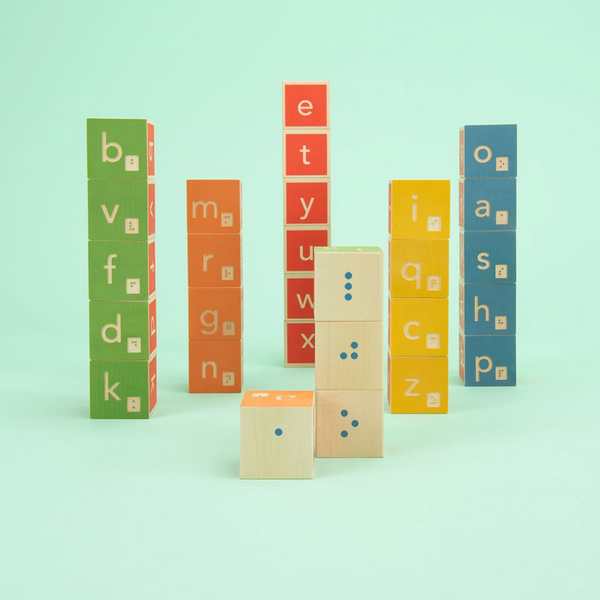 Braille Blocks - THE STEMCELL SCIENCE SHOP