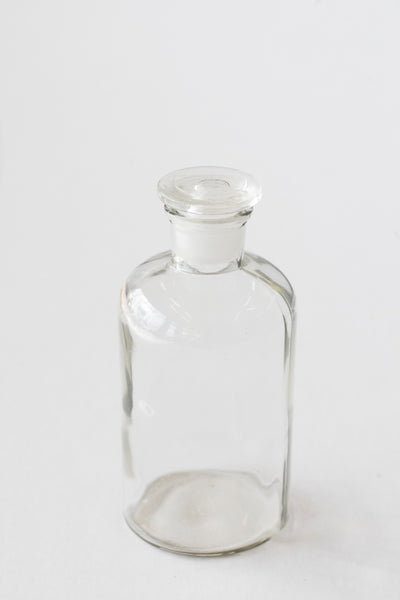 Clear Reagent Bottle
