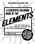 Table of Elements Coloring Book (to Support Artists Impacted by COVID) — Pre-Order - THE STEMCELL SCIENCE SHOP