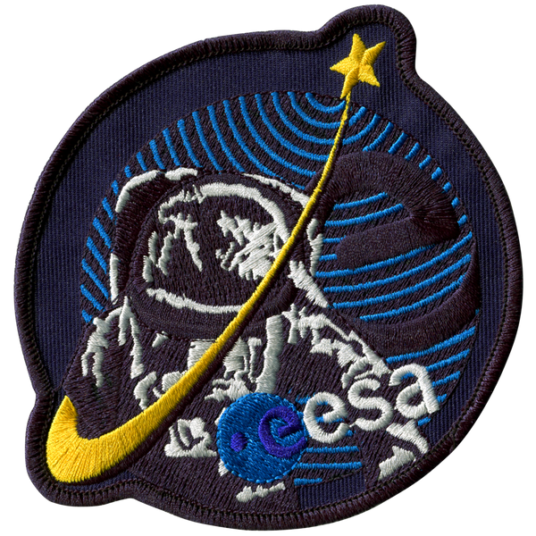 European Space Agency (ESA) Patch - The STEMcell Science Shop