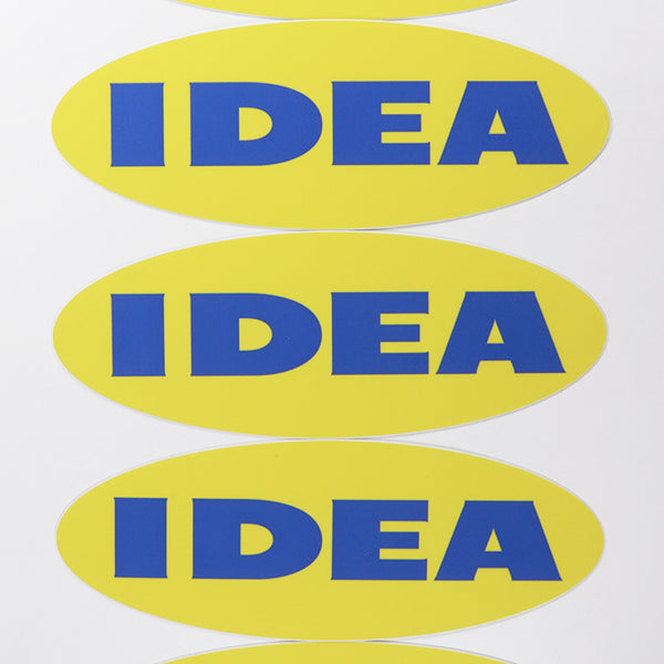 Idea Sticker - THE STEMCELL SCIENCE SHOP
