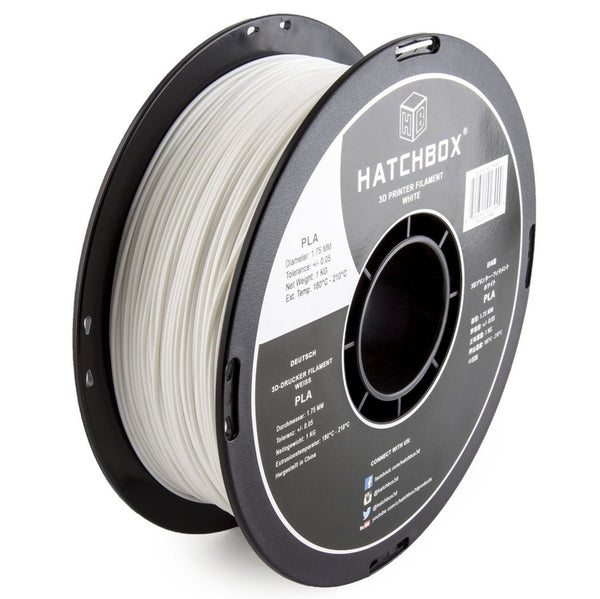 Hatchbox PLA filament - THE STEMCELL SCIENCE SHOP