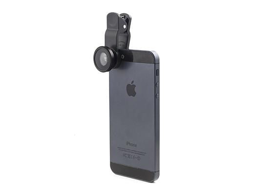 Clip-On Phone Lens Kit - The STEMcell Science Shop