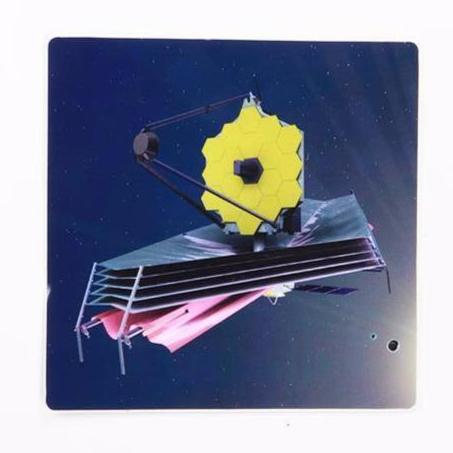 James Webb Space Telescope Sticker - THE STEMCELL SCIENCE SHOP