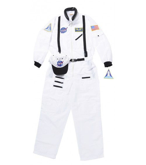 Apollo Astronaut Suit - White - THE STEMCELL SCIENCE SHOP