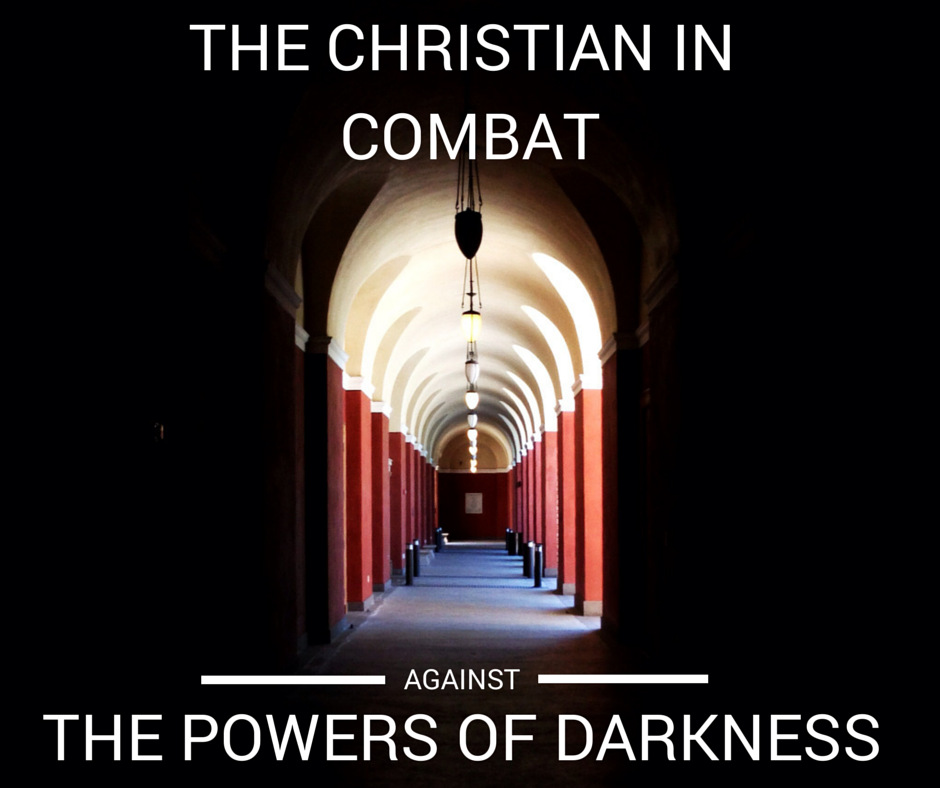 The Christian In Combat Against The Powers Of Darkness (CD)