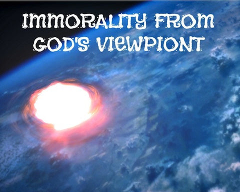Immorality From God's Viewpoint (Part 1&2 CD)