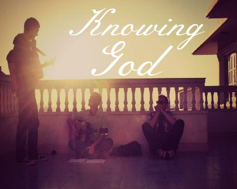 Knowing God (MP3 Download)